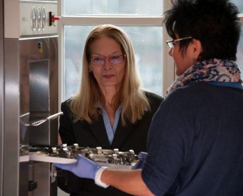 Instrumentenaufbereitung in der Arztpraxis